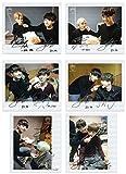 韓国 BTS 防弾少年団 ファンカフェ With ジョングク 生写真 ワイド チェキ セット