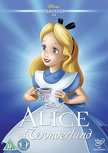 Alice in Wonderland (1951) (Limited Edition Artwork Sleeve) [DVD]