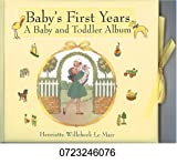 Baby's First Years (Golden Days Baby Books)