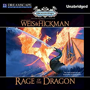 Rage of the Dragon: Dragonships of Vindras, Book 3 | [Margaret Weis, Tracy Hickman]