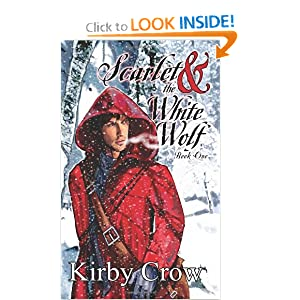 Scarlet and the White Wolf by KirCrow