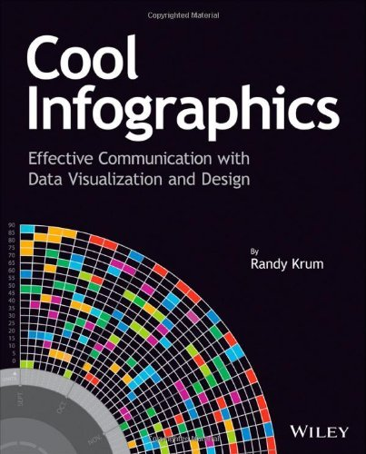 Cool Infographics: Effective Communication with Data Visualization and Design by Randy Krum (5-Nov-2013) Paperback (Cool Infographics By Randy Krum compare prices)