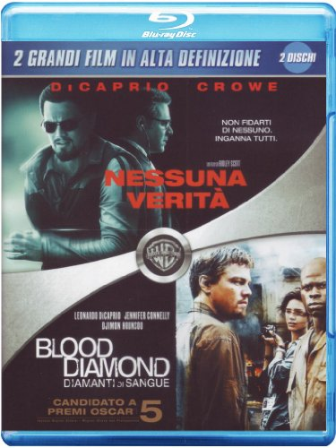 Nessuna verità + Blood diamond - Diamanti di sangue [Blu-ray] [IT Import]