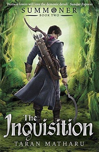 Book 2: The Inquisition (Summoner)