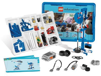 Simple And Motorized Mechanisms Base Set by LEGO (Lego Simple Machines Set compare prices)
