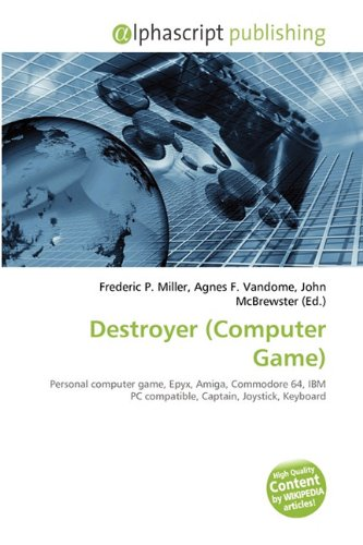 DESTROYER (COMPUTER GAME)