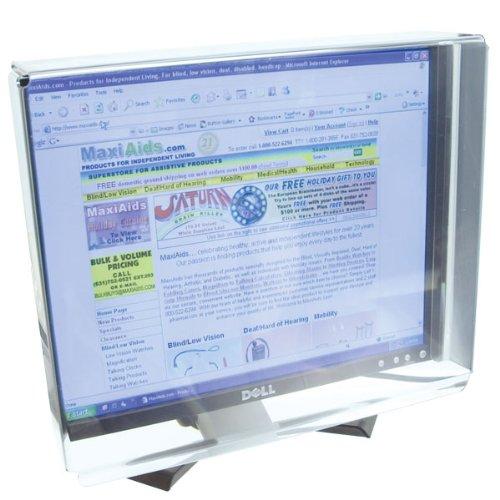 Reizen Compu Mag Magnifier for 17 inch Flat Screen Monitor