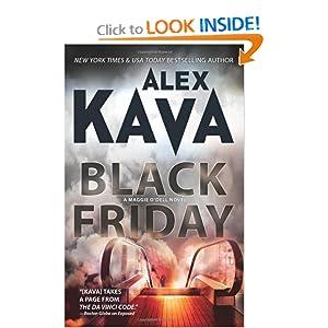 Black Friday (Maggie O'Dell Novels) Alex Kava