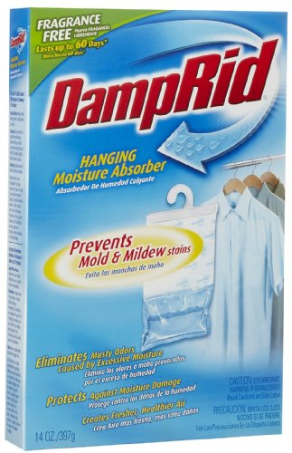 Cheap Damp Rid Hanging Moisture Absorber, Fragrance Free (B0050IE13O)