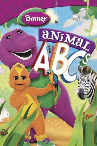 amazon com  barney  animal abcs  dean wendt  julie johnson