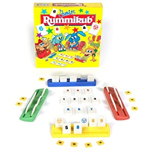 RUMMIKUB / RUMMIKUB JUNIOR / RUMMY Le rami des chiffres 3