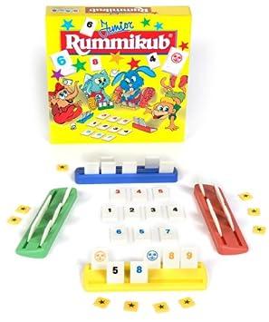 Hasbro - 158091010 - Rummikub Junior - Jeu de Société
