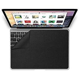 RadTech Notebook Gear ScreenSavrz, for Apple MacBook 12 - Black