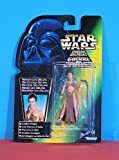 Star Wars - Princess Leia Organa Jabba's Prisoner Figure - Euro Card