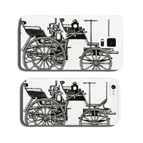 daimler-motorized-carriage-1886-cell-phone-cover-case-samsung-s5