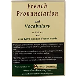 French Pronunciation and Vocabulary