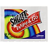 Shout Wipes 12 Count (Pack Of 3)