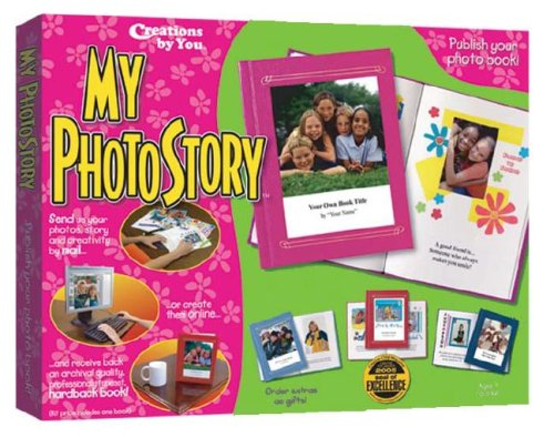 My PhotoStory: Publish your own keepsake photo book!
