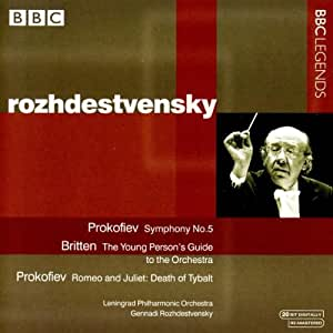 Symphony No.5; Young Person's