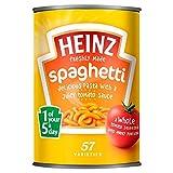 Heinz Spaghetti in Tomato Sauce (400g) トマトソースでハインツスパゲティ( 400グラム)