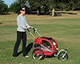 Solvit HoundAbout Pet Strolling Kit, Medium