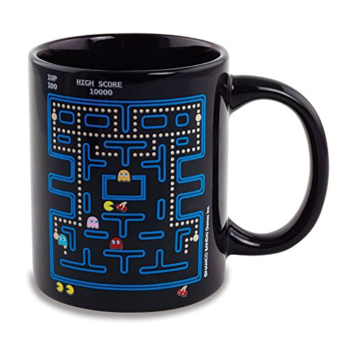 Pac-Man Color-Changing Tazza Paladone Products