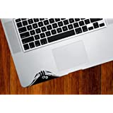 "Undercover - Trackpad / Keyboard - Vinyl Decal (3.25""w x 1.25""h)"
