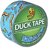 Duck Brand 281731 Bacon Printed Duct Tape, 1.88 Inches x 10 Yards, Single Roll
