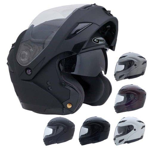Gmax GMax GM54S Modular Helmet XS Pearl White