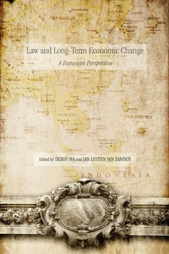 Law and Long-Term Economic Change: A Eurasian Perspective (Stanford Economics and Finance)