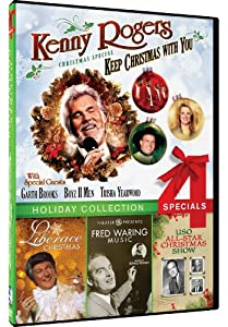 Kenny Rogers Christmas/Liberace Christmas/G.E. Theatre: Fred Waring Music/All-Star USO Show by Mill Creek Entertainment