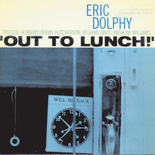 CD : Eric Dolphy - Out To Lunch (remastered) (Remastered)