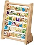 Melissa & Doug ABC-123 Abacus Toy