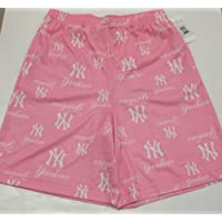 New York Yankees Girls Sleep Shorts Size Med. (10/12)