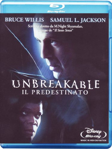 Unbreakable - Il predestinato [Blu-ray] [IT Import]