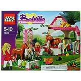 レゴ ベルビル ホースステーブル 7585   LEGO Belville Horse Stable 7585