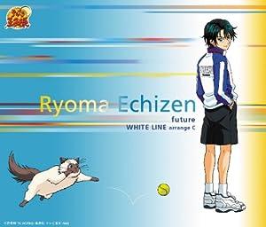 テニスの王子様 - future / WHITE LINE arrange C                                                                                                                                                                                                                                                                                                                                                                                                                                                                                                                                            Single, Limited Edition, Maxi                                                                                                                        曲目リスト