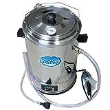 Milky 3-1/2-Gallon Pasteurizer (Color: Silver)
