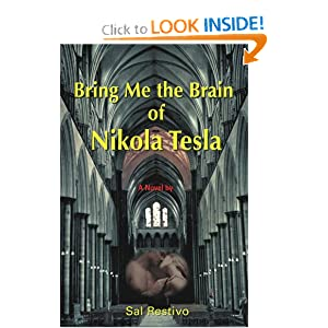 Click to buy Tesla Inventions: Bring Me the Brain of Nikola Tesla <b>Paperback</b> from Amazon!