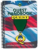 Quest Handbook Quest (Venturing Sports and Fitness Award) (0839531516) by Boy Scouts Of America