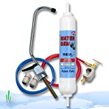 Water Gem Filter & Tap System Inline Drinking Water System