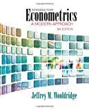 img - for Introductory Econometrics: A Modern Approach book / textbook / text book