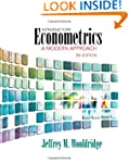 Introductory Econometrics: A Modern A...