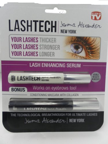 LASHTECH, The Lash Enhancing Serum For Stronger, Thicker, Longer Eyelashes By JML