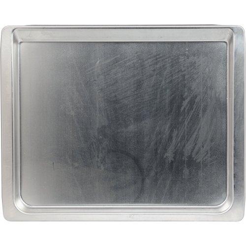Siemens Aluminium Backblech Orignal Nr.: 438155 Typ HEZ330001 / HZ330001 / Z1332X0 Abmessungen: 46 x 37 x 3cmpassend für: Bosch und Siemens Geräte