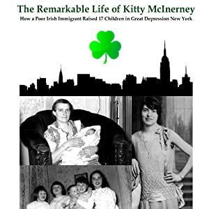 The Remarkable Life of Kitty McInerney Audiobook