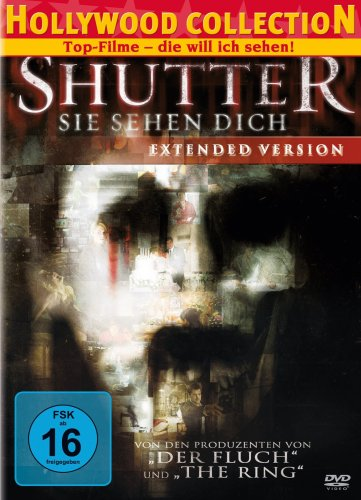 Shutter - Sie sehen dich (+ Bonus DVD TV-Serien)