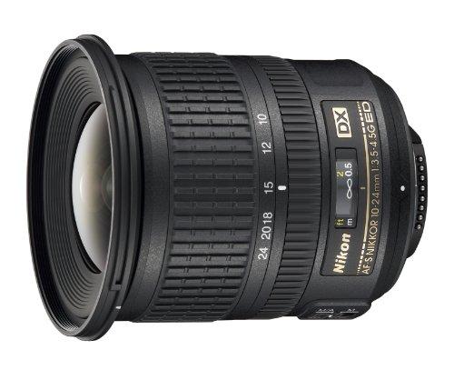 Nikon 10-24mm f/3.5-4.5G ED AF-S DX Nikkor Wide-Angle