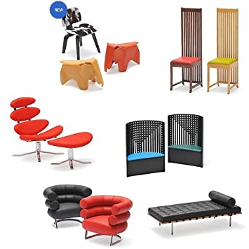 reac miniature chairs 1