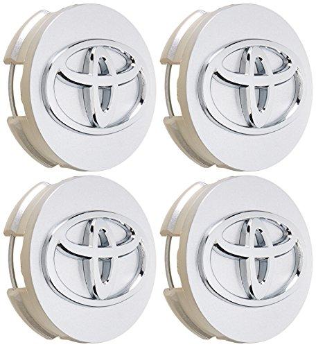 4pcs. WHEEL CENTER CAPS Camry Sienna Venza Avalon Corola Prius V & S Wagon 42603-12730 (Cap Wheels compare prices)